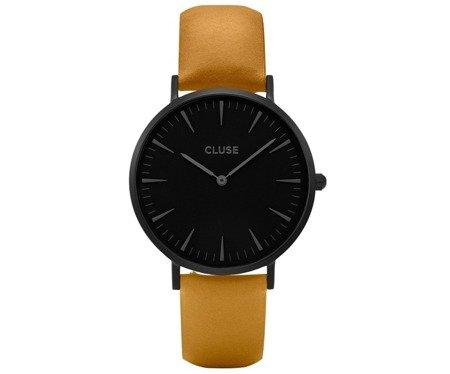 Cluse La Bohème Full Black/Mustard CL18508