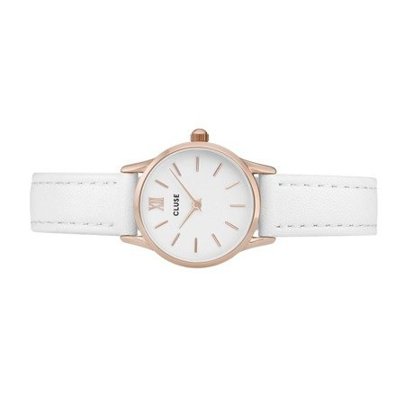 Cluse La Vedette Gold White CL50030