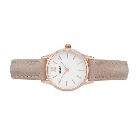 Zegarek damski Cluse La Vedette Rose Gold White/Hazelnut CL50027