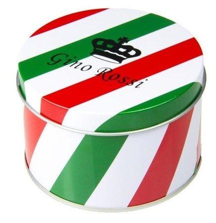 Puszka, pudełko, opakowanie na zegarek  z logo Gino Rossi