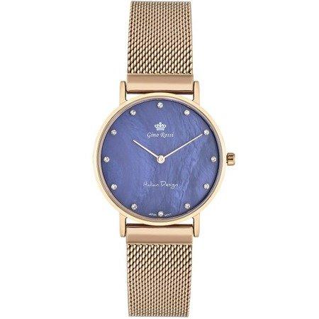 Zegarek damski Gino Rossi 11015B1-6F3