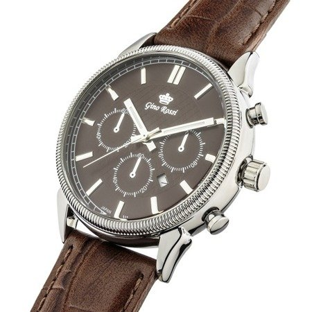 Zegarek męski Gino Rossi 2569A-2B1