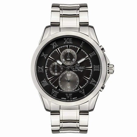 Zegarek męski Gino Rossi 3844B-1C2-2