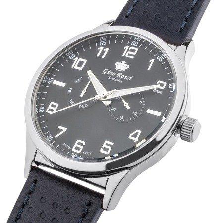 Zegarek męski Gino Rossi Exclusive E10856A-6F1
