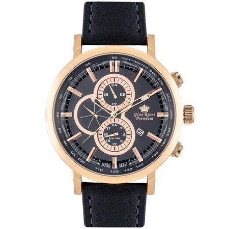 Zegarek męski Gino Rossi Premium S520A-6F3