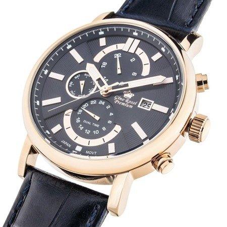 Zegarek męski Gino Rossi Premium S623A-6F3