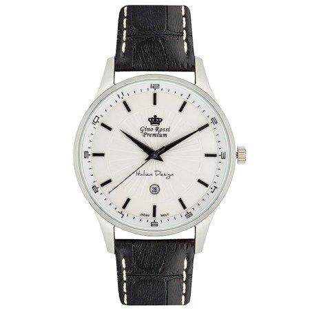 Zegarek męski Gino Rossi Premium S8886A-3A1