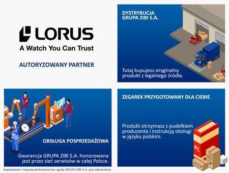 Zegarek męski Lorus RS921AX9